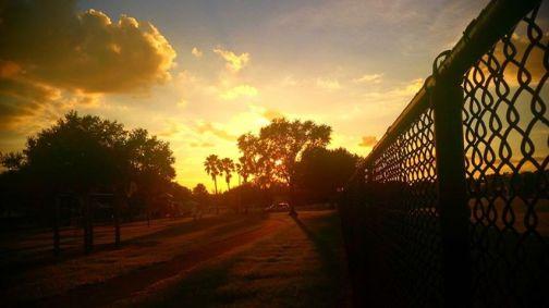 sunset buckhorn